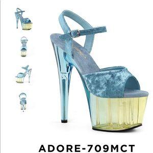 Pleaser Adore 709-MCT Heels